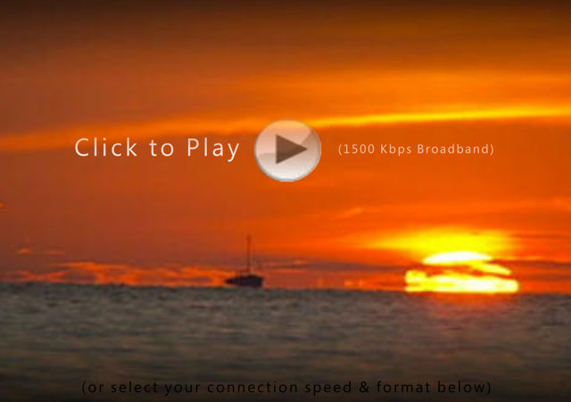 Click to Play 1500 kbps Flash Video